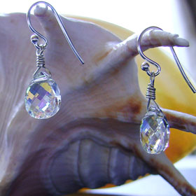 CRYSTAL Swarovski Earrings