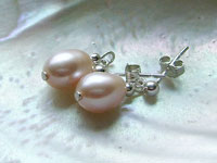 PERFECT PEARL earrings